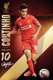 Liverpool - Coutinho 14/15 Kunstdrucke