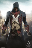 Assassins Creed Unity -Cityscape Affiches