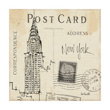 Postcard Sketches I Prints by Anne Tavoletti