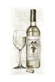 Pencil Wine II Premium Giclee Print by Avery Tillmon