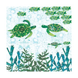 Turtles Prints by Sarah Millin