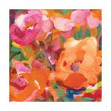 Wild Beach Roses IV Premium Giclee Print by Dusty Knight