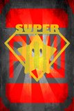 Super Star Power Wall Sign