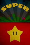 Super Star Wall Sign