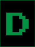 Pixel Alphabet Mc 24 Prints