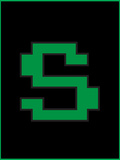 Pixel Alphabet Mc 9 Posters