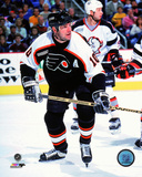 John LeClair 1999-00 Action Photo