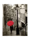 Paris Stroll II Kunst af Sue Schlabach