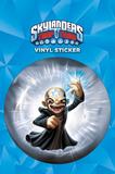 Skylanders Trap Team - Chaos Vinyl Sticker Klistermærker