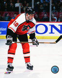 John LeClair 1990 Action Photo
