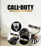 Call Of Duty AW Badge Pack Badge