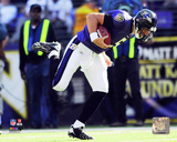 Joe Flacco 2008 Action Photo