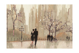 An Evening Out Neutral Premium Giclee Print by Julia Purinton