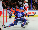 Jordan Eberle 2013-14 Action Photo