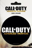 Call of Duty AW - Logo Vinyl Sticker Stickers