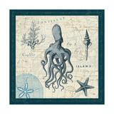 Ocean Life VII Posters