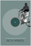 Beck Poster Posters par  NaxArt