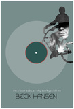 NaxArt - Beck Poster Plakát