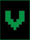 Pixel Alphabet Mc 12 Prints