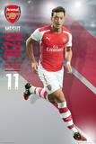 Arsenal - Ozil 14/15 Affiche