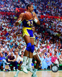 Mychal Thompson 1988 Action Photo