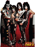 KISS Group Lifesize Standup Cardboard Cutouts