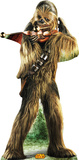 Star Wars - Chewbacca Lifesize Standup Cardboard Cutouts