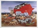 Noah's Ark Prints by Tony Chen