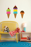 Ice Cream Wall Decal