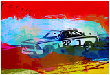 Bmw 3.0 CSL Racing Prints by  NaxArt