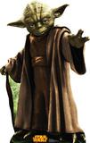 Star Wars - Yoda Lifesize Standup Cardboard Cutouts