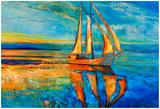 Boyan Dimitrov - Sail Ship Plakáty