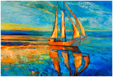 Sail Ship Prints by Boyan Dimitrov