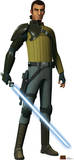 Star Wars Rebels - Kanan Jarrus Lifesize Standup Cardboard Cutouts