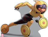 Disney's Big Hero 6 - Gogo Lifesize Standup Cardboard Cutouts