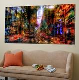 New York Abstract Kunstdrucke von  Jefd