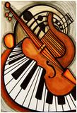Música clásica Lámina por LoveliestDreams