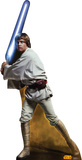 Star Wars - Luke Skywalker Lifesize Standup Cardboard Cutouts