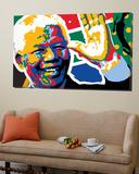 Madiba Poster av Ray Lengelé