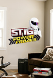 Top Gear - Stig Power Freaks Wall Decal