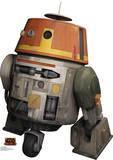 Star Wars Rebels - Chopper Lifesize Standup Cardboard Cutouts