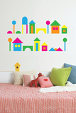 Blocks Wall Decal