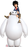 Disney's Big Hero 6 - Baymax and Hiro Lifesize Standup Cardboard Cutouts