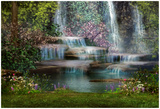 Cascades Pósters por Atelier Sommerland