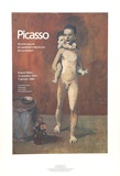 Le Deux Freres (Text) Lámina coleccionable por Pablo Picasso
