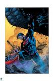 DC Superman Comics Poster