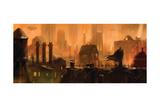 Batman Arkham City Prints