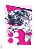 DC Wonder Woman Comics Prints