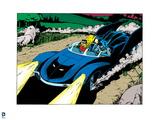 DC Batman Comics: Comic Book Panels '75' Prints