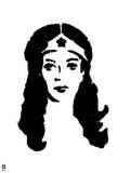 DC Wonder Woman Comics: Post No Bills Prints